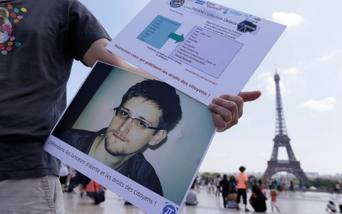 Thumbnail image for Timeline of Edward Snowden's revelations