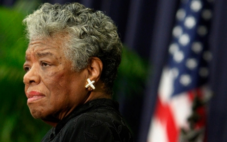 Maya Angelou, celebrated poet and civil rights campaigner, dies at 86