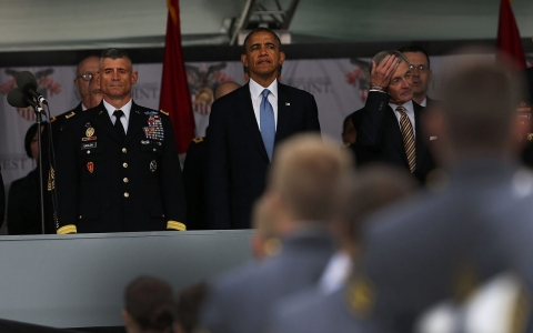 Thumbnail image for Obama signals less direct military action for U.S. in foreign policy shift