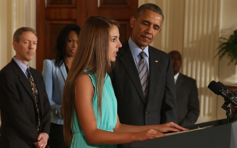 Thumbnail image for White House hosts summit on concussions among young athletes