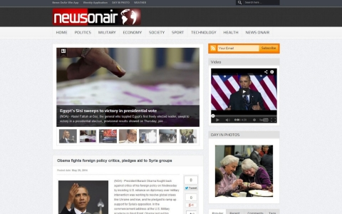 Thumbnail image for Iran hackers set up fake news site, personas to steal U.S. secrets