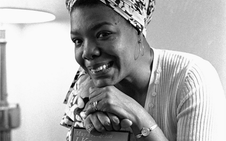 Personal essay: One day with Maya Angelou