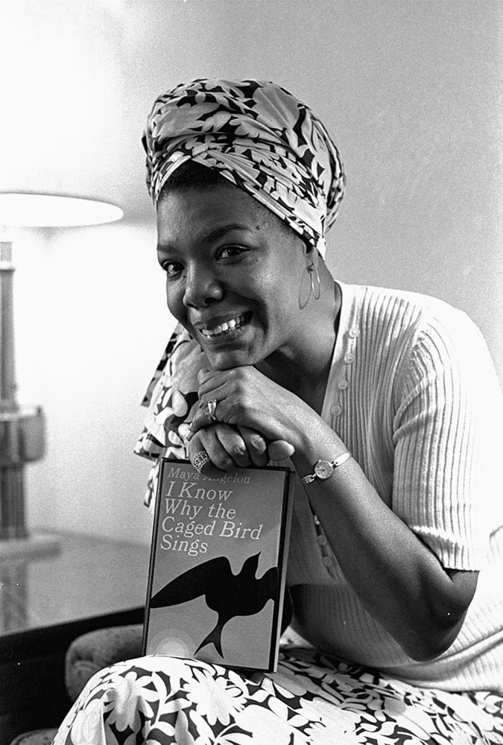 personal essay one day a angelou al jazeera america  a angelou in 1971 a copy of her book i know why the caged bird sings ap