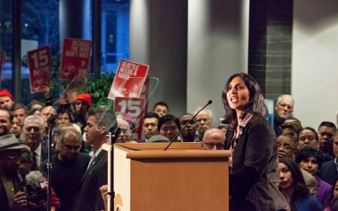 Thumbnail image for Opinion: Learning from a socialist in Seattle