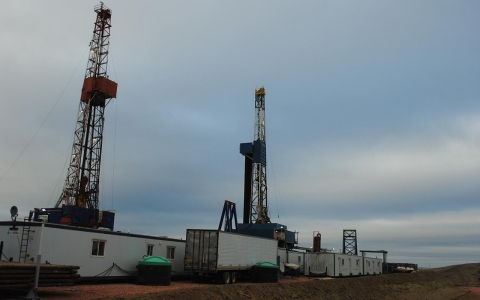 North Dakota, oil boom, fracking