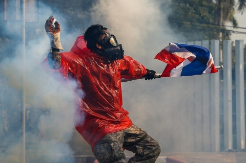 Thumbnail image for Opinion: The antidemocratic roots of the Thai protesters