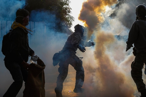 Thumbnail image for Opinion: Is troubled Thailand tumbling into civil war?
