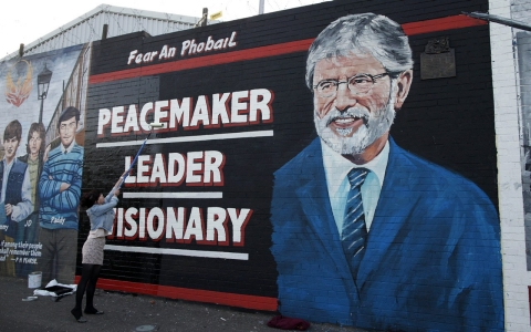Thumbnail image for Sinn Fein leader released from police detention