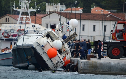 Thumbnail image for Undocumented migrants die in boat accident on Aegean Sea
