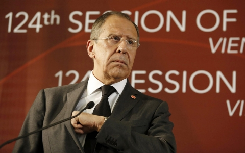 Thumbnail image for Lavrov says Ukraine talks must involve pro-Russian rebels