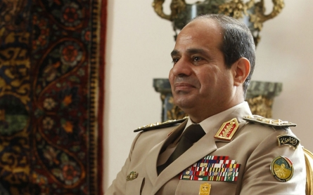 Egypt's Sisi says Brotherhood will cease to exist under his presidency