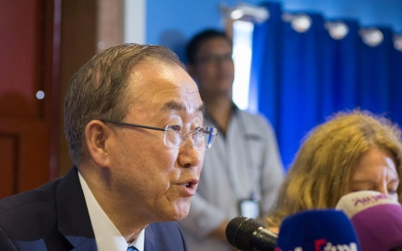 U.N. chief in South Sudan to urge for peace
