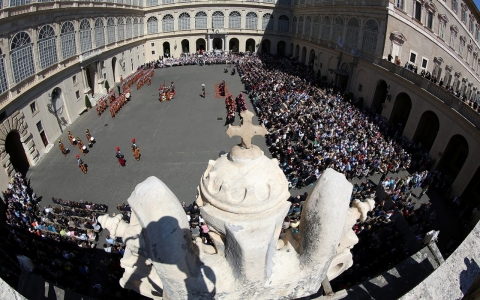 Thumbnail image for Vatican defrocked 848 priests in 10 years