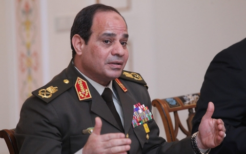 Thumbnail image for Egypt's Sisi tells media not to push for democratic reforms