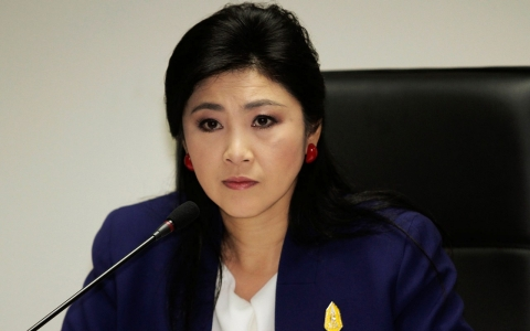 Thumbnail image for Ousted Thai P.M. indicted over rice subsidy scheme