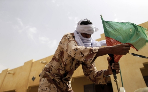 Thumbnail image for Mali reported calm during vote for new president