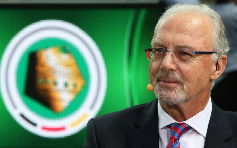 Thumbnail image for Franz Beckenbauer banned by FIFA for 90 days over bribery investigation