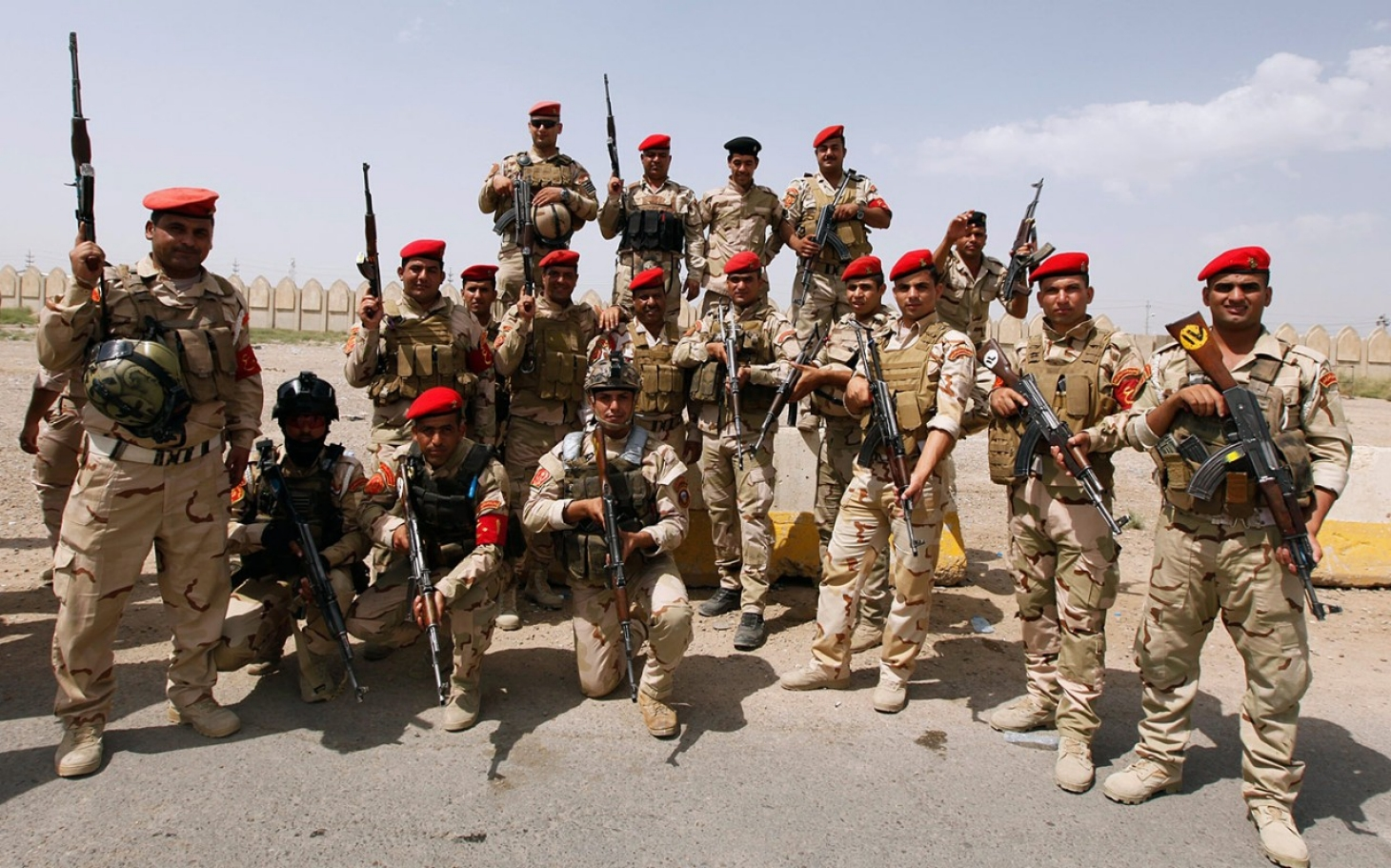 Shia Leaders Call On Iraqis To Join Fight Against