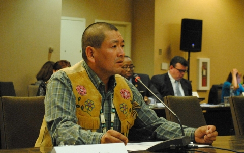 Alaska Native, Department of Justice, hearings, violence