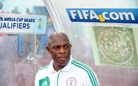 Nigeria's Stephen Keshi flies the flag for African coaches