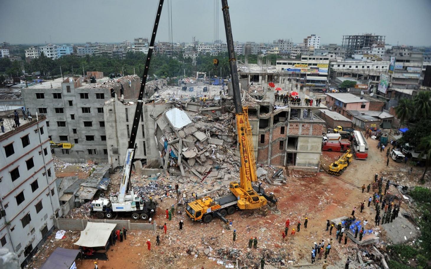 Murder Charges for Dhakka Garment Factory Chiefs | Al Jazeera America