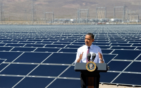 Thumbnail image for Green energy investment set to 'explode' after Obama unveils carbon cuts