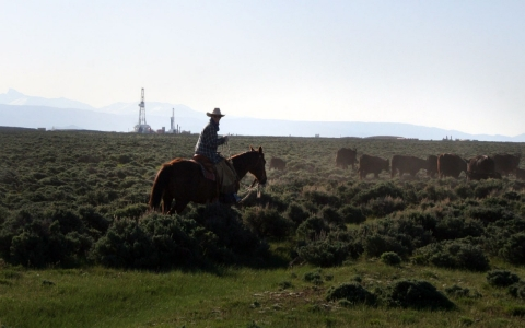 In Wyoming, competing interests have found a way to coexist.
