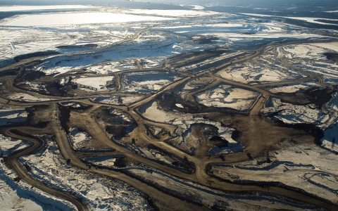 Thumbnail image for Researchers find 7,300-sq-mile ring of mercury around tar sands in Canada