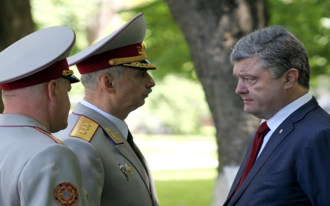 Thumbnail image for Ukraine president floats unilateral cease-fire order for restive east