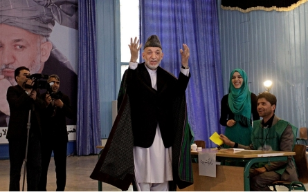Karzai calls for UN to intervene in Afghan presidential election