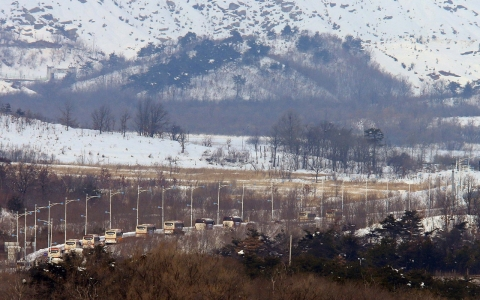 Thumbnail image for South Korean soldier shoots dead 5 comrades near border with North