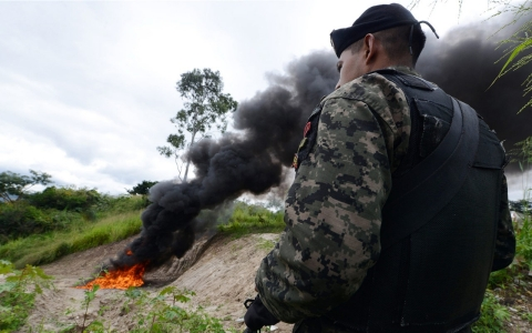 Thumbnail image for Honduran indigenous groups caught in crosshairs of global drug trade