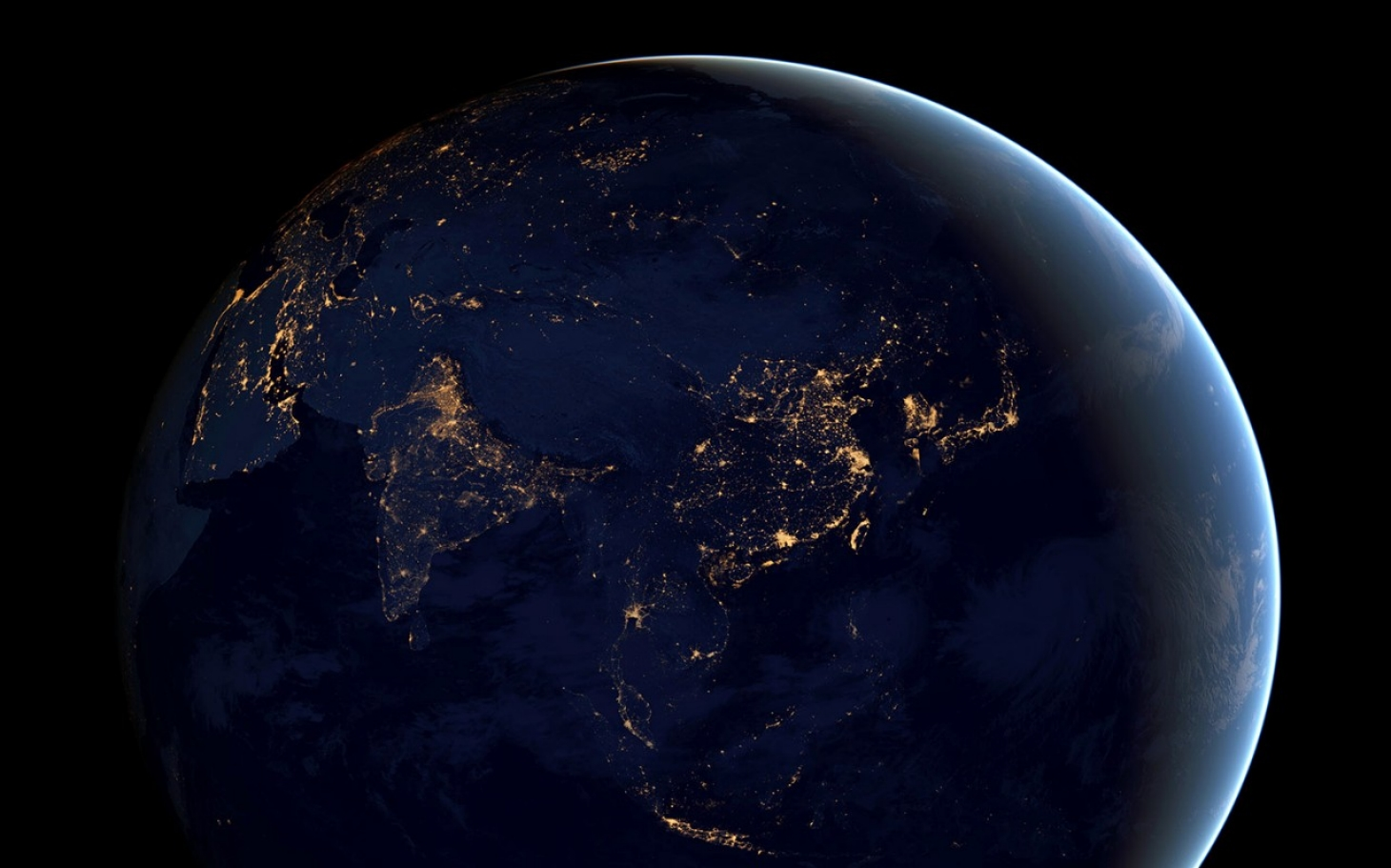 European Space Agency: Magnetic north wandering south ...
