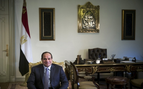 Thumbnail image for Sisi will not interfere with journalists' verdicts despite outcry