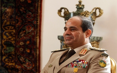 Thumbnail image for For Egypt's Sisi, winning will be easier than fixing the economy