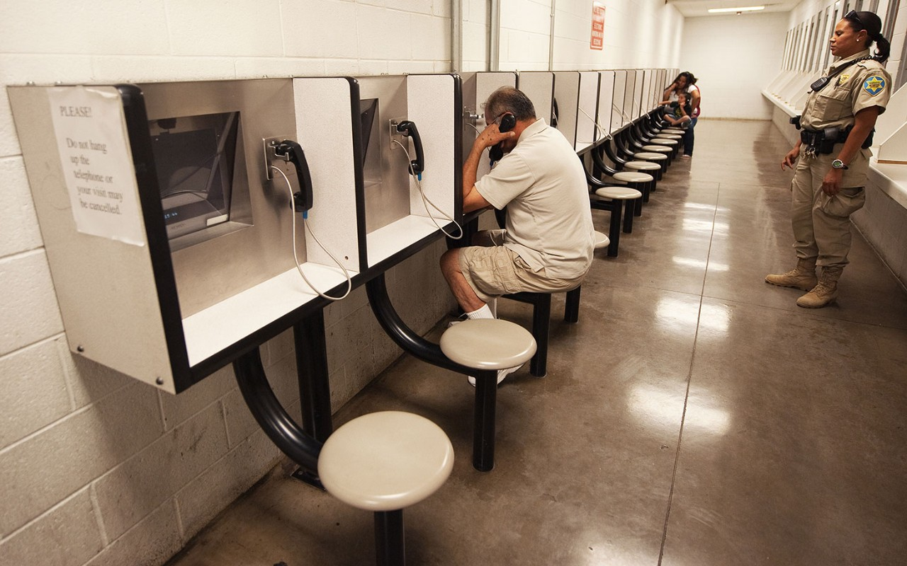Prison inmate calling companies - The High Cost Of Phoning Home Prisoners Demand Cheaper Connection Al Jazeera America