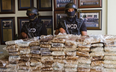 Thumbnail image for War on drugs leads to more potent narcotics, study shows