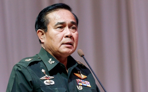Thumbnail image for Thai junta sets up panels to crack down on critical news reports