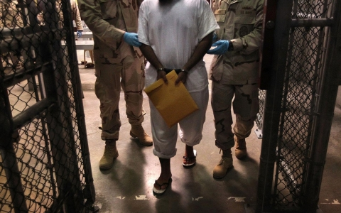 Thumbnail image for Gitmo briefing slides: Prisoners 'use' media, lawyers to discredit US