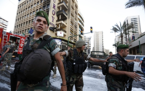 Thumbnail image for As ISIL surges, could Lebanon be the next domino to fall?