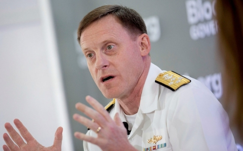 Thumbnail image for NSA chief says Snowden leaks damaging but 'sky is not falling'