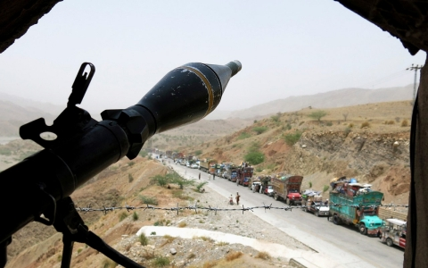 Thumbnail image for Pakistan begins ground offensive against armed groups in North Waziristan
