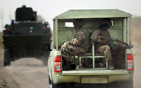 Thumbnail image for Senior officers in Nigeria military found guilty of helping Boko Haram