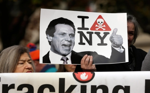 Thumbnail image for New York's top court upholds towns' right to ban fracking