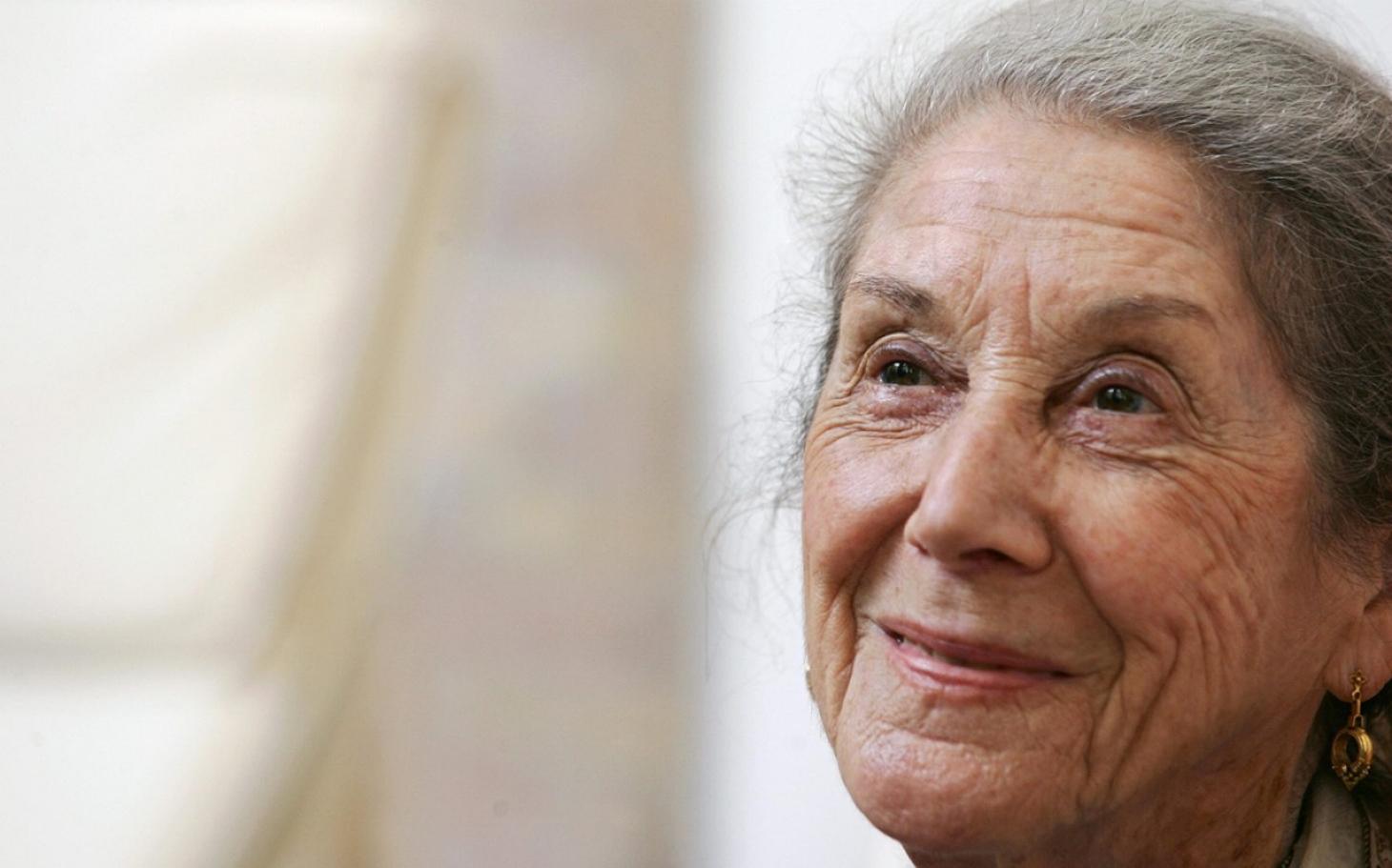 Thumbnail Image For Nobel Winner And Apartheid Fighter Nadine Gordimer  Dies, Age 90
