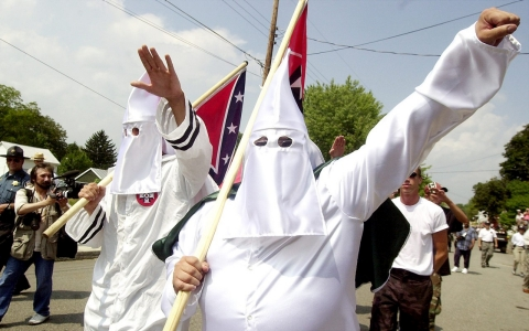 Thumbnail image for No police screening for KKK, hate group membership, Florida case shows