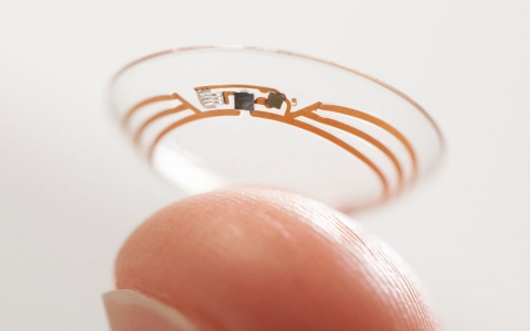 Thumbnail image for Google, Novartis to develop 'smart lenses' for diabetics