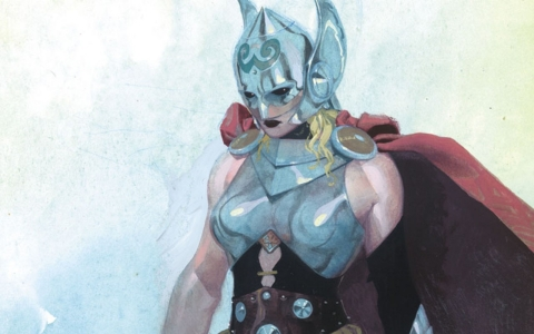 Thumbnail image for Marvel: New Thor is a woman