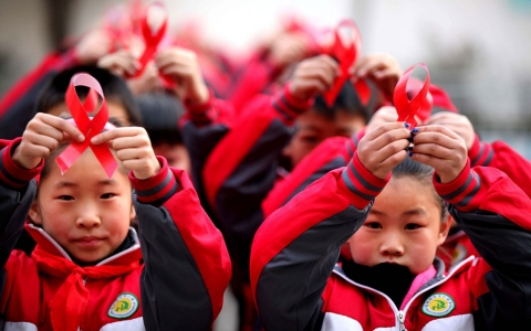 Thumbnail image for World AIDS Day: Has China's PM made strides in HIV prevention?