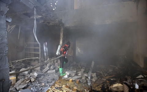 Thumbnail image for Citing past failures, Hamas demands enforceable cease-fire